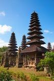 Temple Pura Taman Ayun Stock Photography