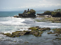 Temple Of Pura Tanah Lot Royalty Free Stock Images