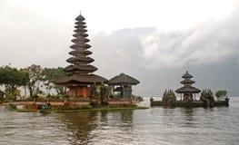 Temple Pura Ulun Danu Bratan, Bali Stock Photo