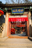 Temple Qingdao China Royalty Free Stock Photography