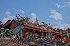 temple in QuanZhou royalty free stock photos