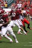 Temple quarterback Chris Coyer Royalty Free Stock Photos