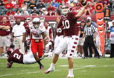 Temple quarterback Chris Coyer Stock Photos