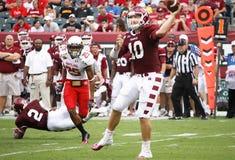 Temple quarterback Chris Coyer Stock Photos