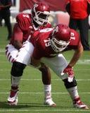 Temple quarterback Kevin Newsome stock photo