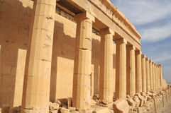 Temple of Queen Hatshepsut Stock Photography