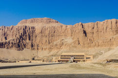 Temple of Queen Hatshepsut, Egypt Stock Images