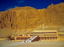 Temple of Queen Hatshepsut Stock Image