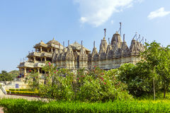 Temple in Ranakpur,India Royalty Free Stock Photos