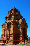 Temple relics royalty free stock photography