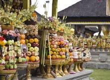 Temple ritual Stock Photos