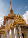 Temple in the royal palace of Bangkok, Thailand Royalty Free Stock Images