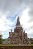 Temple Royal Palace old Thailand Royalty Free Stock Photography