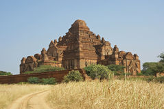 Temple Ruin, Bagan, Myanmar Royalty Free Stock Images