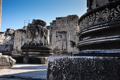 Temple Ruins Stock Photography