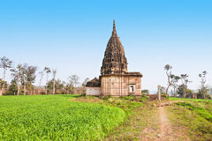 Temple ruins, Orchha Royalty Free Stock Photo
