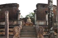 Temple ruins Stock Photos