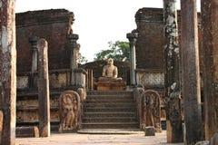 Temple ruins Royalty Free Stock Photos