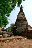 Temple Ruins, Ayutthaya Royalty Free Stock Photo