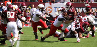 Temple runningback Matt Brown Stock Images