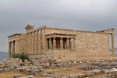 Temple rural d'Acropole d'Athènes de Grec photos stock