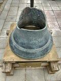 Temple russe de cloche antique des cloches d'église, Russie Image stock