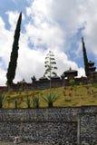 Temple sacré de Bessakih en île de Bali Image stock