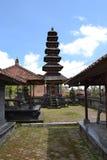 Temple sacré de Bessakih en île de Bali Photographie stock libre de droits