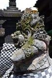 Temple sacré de Bessakih en île de Bali Photographie stock