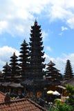 Temple sacré de Bessakih en île de Bali Images stock