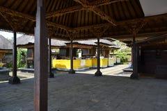 Temple sacré de Bessakih en île de Bali Image libre de droits