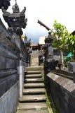 Temple sacré de Bessakih en île de Bali Photo libre de droits