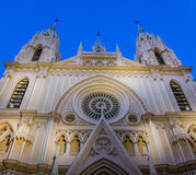 Temple of the Sacred Heart Church, Malaga,  Spain II Stock Photography