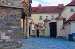 Temple sacred Peter and Pavel in Brno Royalty Free Stock Photo