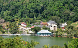 Temple Of The Sacred Tooth Relic, Kandy Royalty Free Stock Images