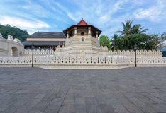 Temple of the Sacred Tooth Relic Stock Photos