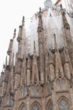 Sagrada Familia. The recovery. Stock Image