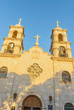 TEMPLE SAINT FRANCIS OF ASSISI IN SALTILLO, MEXICO Stock Image