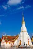 Temple in Sakonnakorn Thailand. Wat Phra That Cherng Chum, Temple in Sakonnakorn Thailand stock images