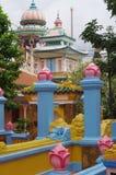 Temple at Sam Mountain/Nui Sam Stock Photo