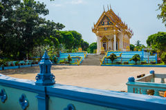 Temple of Samui Stock Images