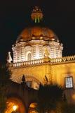 Temple of santa rosa de viterbo I Royalty Free Stock Image