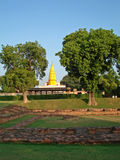 Temple of Sarnath Stock Photo