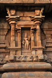 Temple sculpture Royalty Free Stock Photography