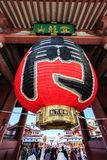 Temple Senso-ji in Asakusa, Tokyo, Japan Stock Image
