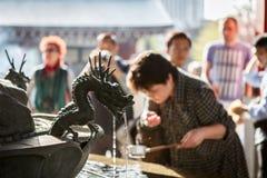 Free Temple Senso-ji In Asakusa, Tokyo, Japan Royalty Free Stock Image - 42472786