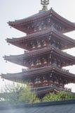 Temple Senso-ji in Tokyo Royalty Free Stock Photo