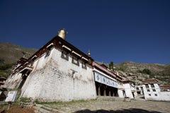 A temple of Sera Monastery Royalty Free Stock Photo