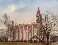 Temple Seventh-day Adventist community in Kiev Royalty Free Stock Image