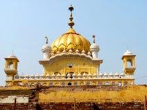 Temple sikh à Lahore Photo stock